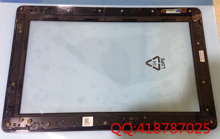 10.1 Tablet touch screen with frame for ASUS Transformer Book T100 T100TA JA-DA5490NB 5490N