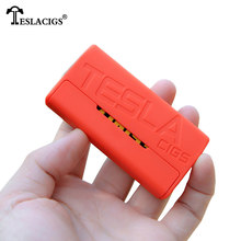 Lightest Electronic Cigarettes Mod Teslacigs Tesla WYE 85W Mod Teslacigs WYE 85W Temperature control Box Mod 510 Thread Vape(China)