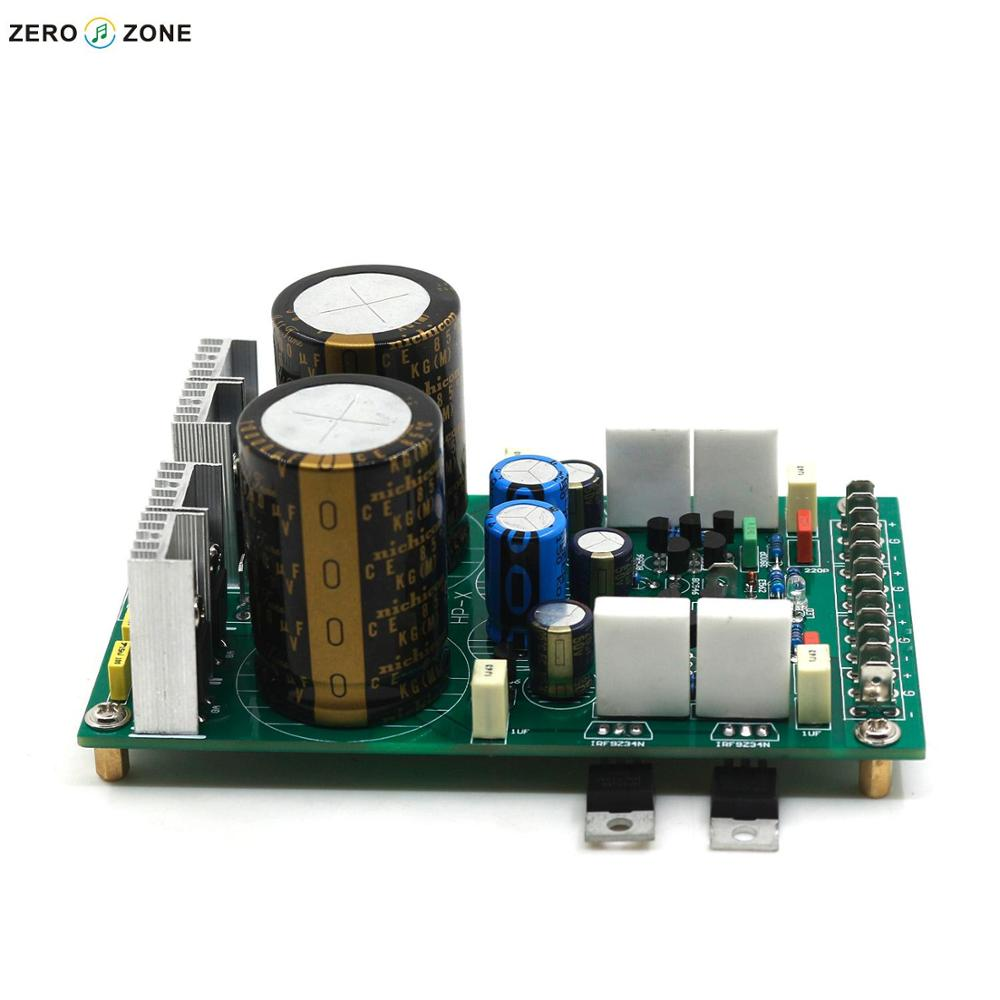 GZLOZONE Assembled Power Supply Board Regulator PSU Base On A22 30V For Amplifier