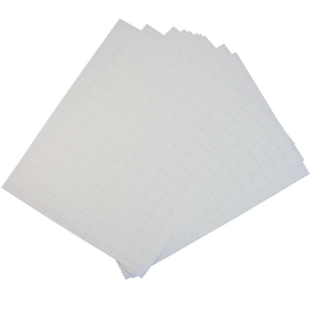 10 Sheets A4 Iron On Inkjet Print Heat Transfer Paper For Light Fabric T-Shirt White Light Colored Fabrics Cloth Textil