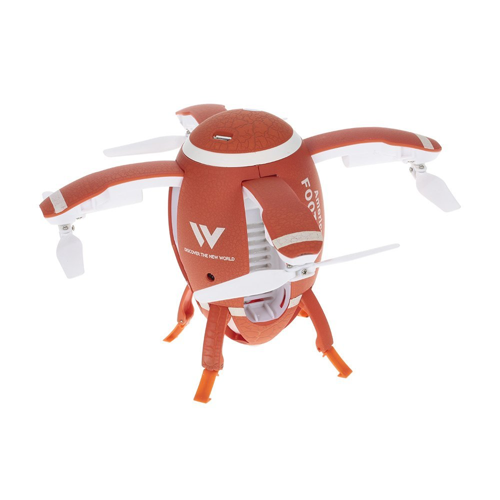 Foldable Flying Egg Drone w/ Selfie option & Altitude Hold , 3D Flip 2