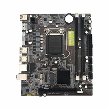 New 190*170mm Desktop P55 LGA 1156 Motherboard 8GB Max 2xDDR3 USB 2.0 Computer Motherboard Mainboard 3xSATA2.0 1*M-SATA