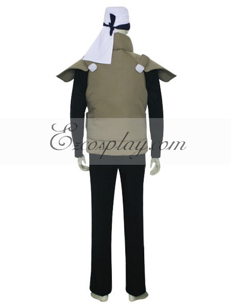 Naruto Sand Village Baki Cosplay Costume E001-in Anime Costumes from  Novelty & Special Use on Aliexpress.com   Alibaba Group