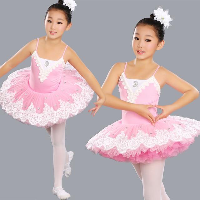 Pink Ballerina Dresses for Girls