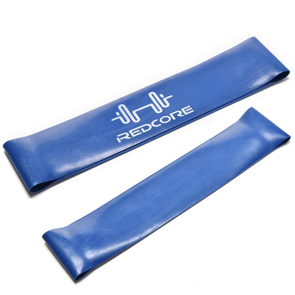 1 Pc resistencia banda elástica de equipos de entrenamiento ayudar banda Cross Fit ejercicios de bucle de banda de resistencia de gimnasio 4 colores