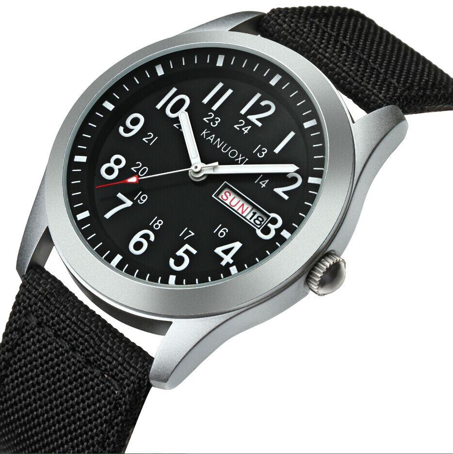 2018 New Luxury Top Brand DEERFUN  Men Army Military Watches Men's Sports Quartz Clock Waterproof Wrist Watch Relogio Masculino|masculino|masculinos relogios|masculino watch - title=