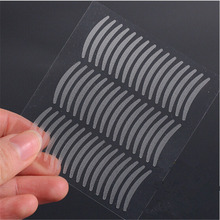 240 Pairs Fashion Makeup Eyelid Thin Invisible Eyelid Strong Adhesive