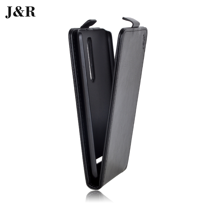 Original J&R Brand PU Leather Case for Asus Zenfone 2 5.5