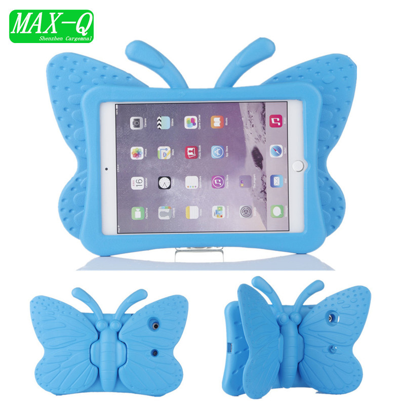 kids butterfly eva foam tablette tactile tablet pc soft. Black Bedroom Furniture Sets. Home Design Ideas