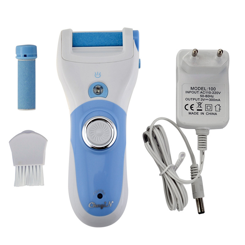 Electric Feet Care Tool Best Pedicure Tool Skin Callus Legs Remover Rechargeable Personal Care Peeling Exfoliator Foot File 49