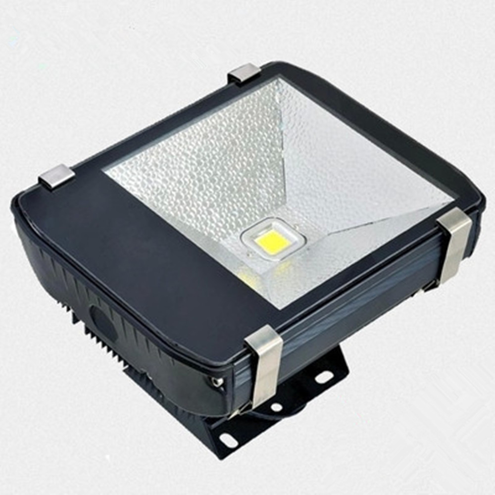 LED FloodLight 70W Reflector Led Flood Light Spotlight 220V 110V Waterproof Outdoor Wall Lamp Projectors 30% off 2pcs ultrathin led flood light 50w black ac85 265v waterproof ip66 floodlight spotlight outdoor lighting free shipping