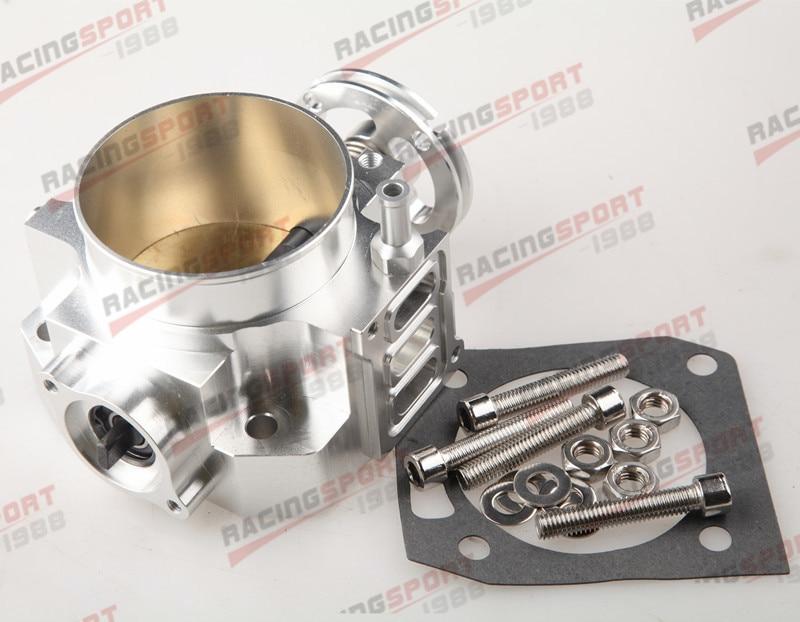 70MM RSX DC5 SI EP3 K20 K20A BILLET THROTTLE BODY CNC T6 Aluminum Silver on  Aliexpress com | Alibaba Group