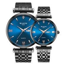 Couple Watch 2020 Mens Watches Top Brand Luxury Quartz