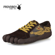 2016 New Men's hiking five fingered toes shoes outdoor climbing women mountain trekking shoe mountaineering sport waterproof