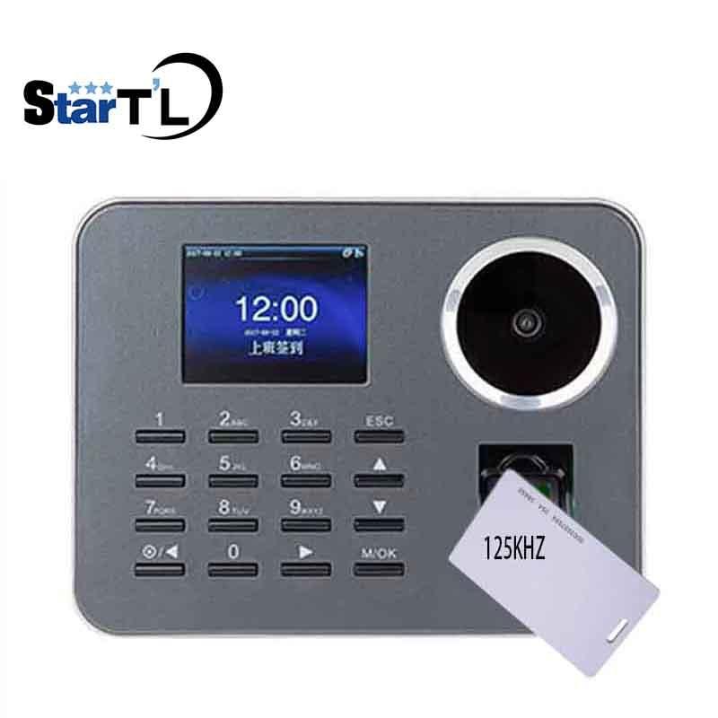 Free Software Biometric Fingerprint Time Attendance ZK IClock360-P Biometric Time Recorder Rfid Card Attendance
