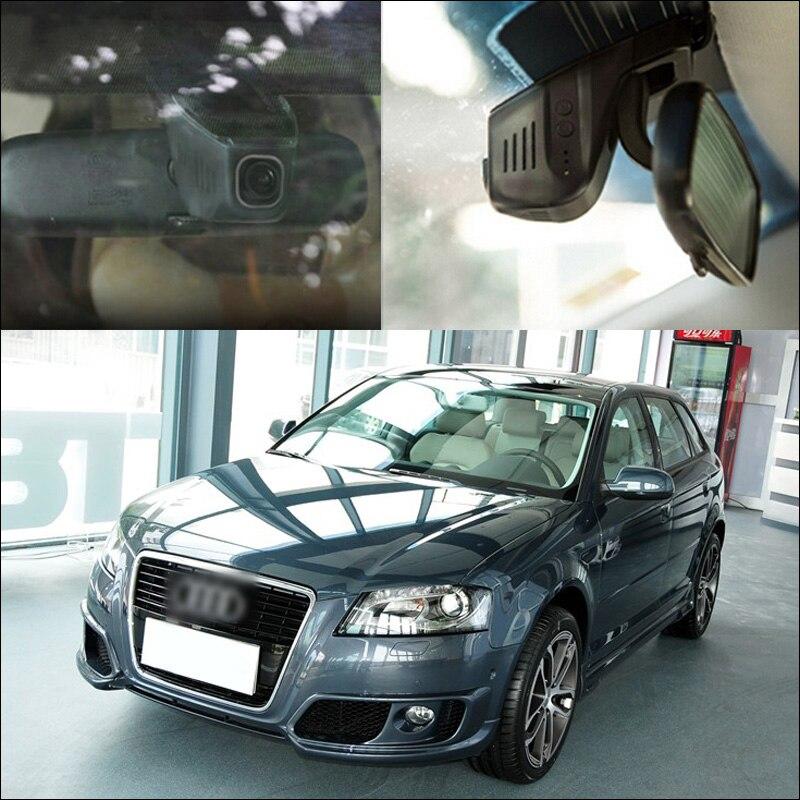 For ABT A3 Car Wifi DVR Driving Video Recorder hidden installation Novatek 96655 Car black box with Motion Detection G-sensor