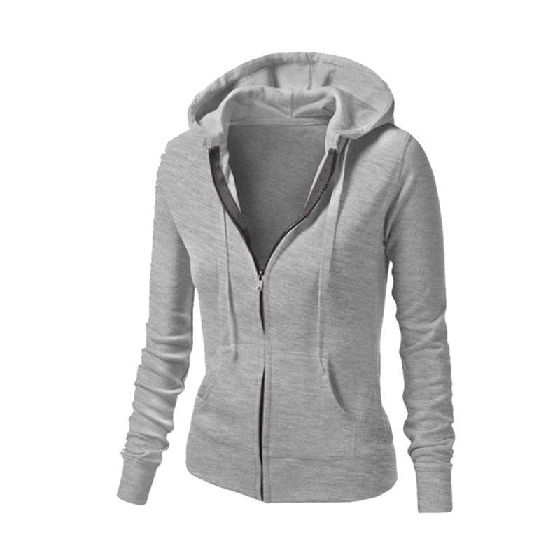 Popular Sweatshirt Jacket Women-Buy Cheap Sweatshirt Jacket Women ...