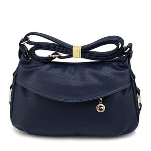 Image 3 - Fashion Ladies Leather Handbags Tote Shoulder Bags For Women Messenger Bags, women bag Shoulder Crossbody Bags free shipping
