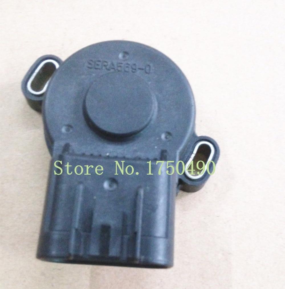 Auto Parts Sensor De Posição Do Acelerador TPS ORIGINAL Para Isuzu OEM #  SERA569 0 SERA5690