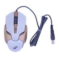 4-direção Gaming Mouse óptico 260g Peso Extra Do Rato Do Computador Óptico E-Esportes USB PC Mouse Para Computador Portátil