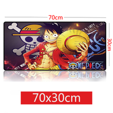 70*30cm Japanese anime mouse pad One Piece Sexy Girls mousepad large gaming mousepads OnePiece Luffy Ace Hatsune Miku Ahri