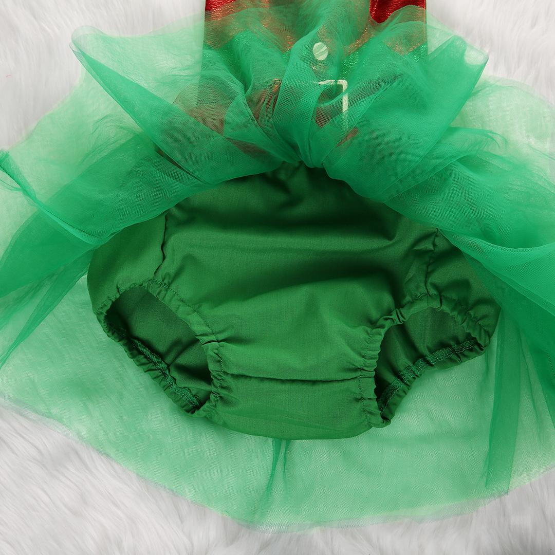 Baby Girls Christmas Costume