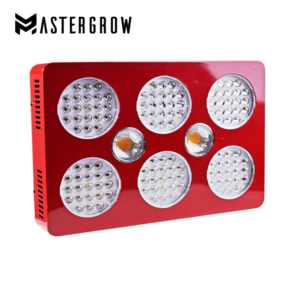 Double Switch CREE CXA 2530 COB And Double Chips 1800W LED Grow Light Full Spectrum High Lumen PAR For Indoor Plants And Flower