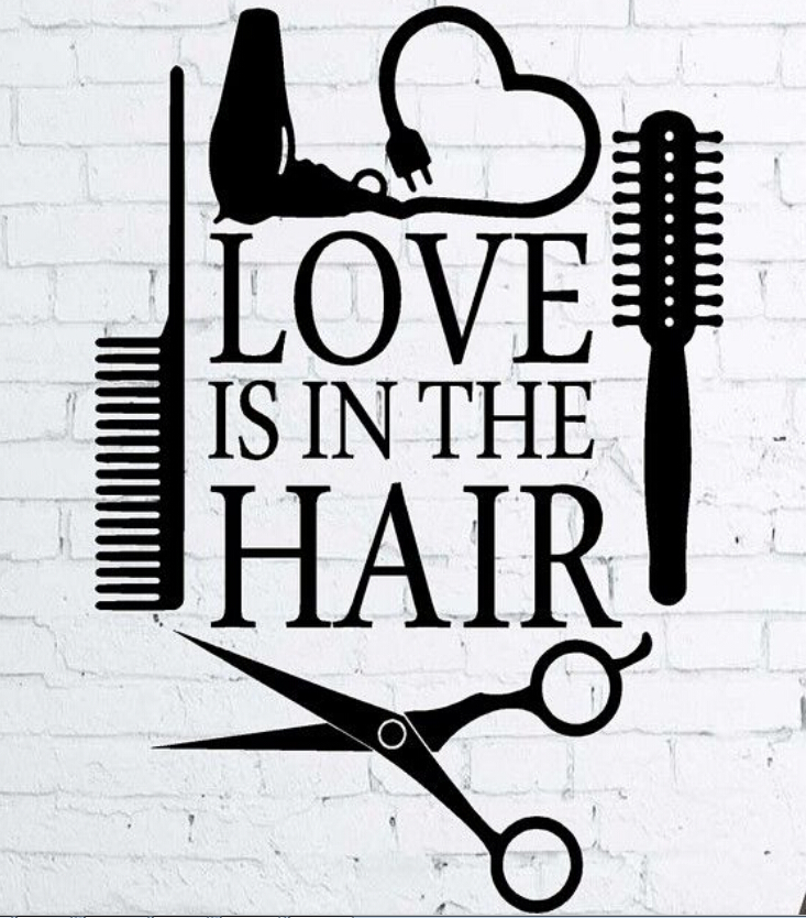 Download LOVE IS IN THE HAIR! - GraysBibi Shot It