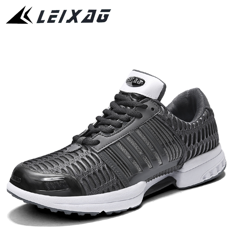 LEIXAG Men's Running Shoes Outdoor Breathable Sport Shoes For Male Lightweight Athletics Jogging Sneakers Runner Trainers Shoes 2017brand sport mesh men running shoes athletic sneakers air breath increased within zapatillas deportivas trainers couple shoes