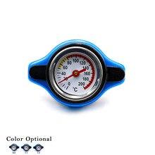 (малый размер) термостатический радиатор гонки температура или бар датчик воды крышка