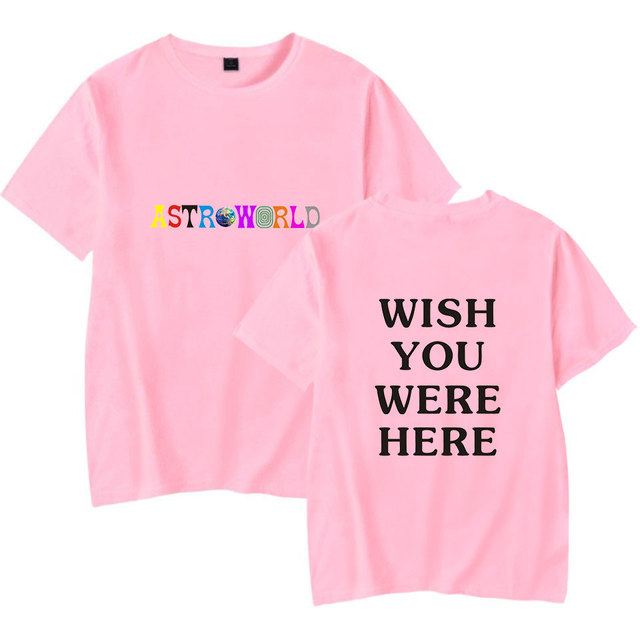 AstroWorld T-Shirt 4