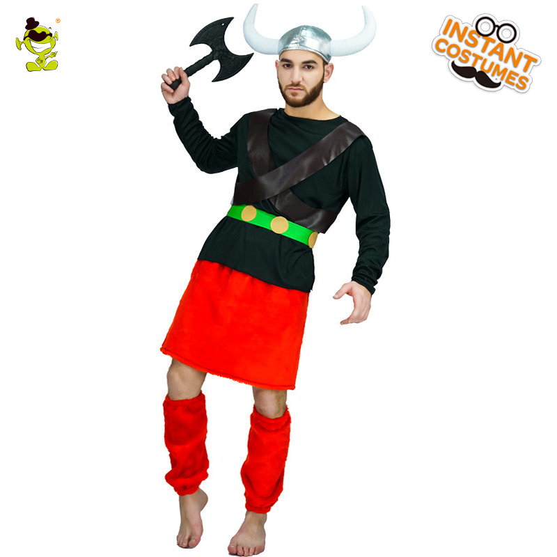 Orc Pirate Man Masquerade Party Mens Orc Pirate Role Play Fancy Dress For Halloween Party Pirate Outfit