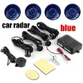 Parking 4 Sensors Car Reverse Backup Buzzer Radar System kit Sound Alarm 12V 9 colors for option sound alert system car sensor