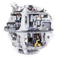 4016 шт. Лепин 05063 смерть UCS Star Building Block кирпичи игрушечные лошадки наборы LegoINGlys 75159 для детей подарки на день рождения