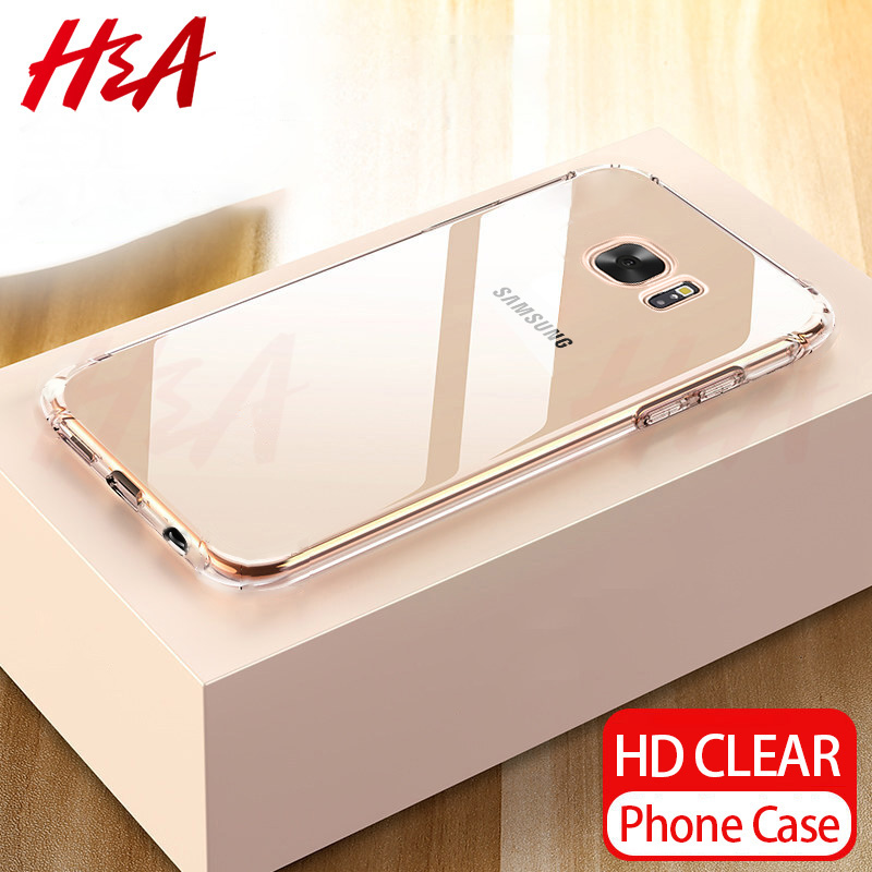 samsung a3 transparent case