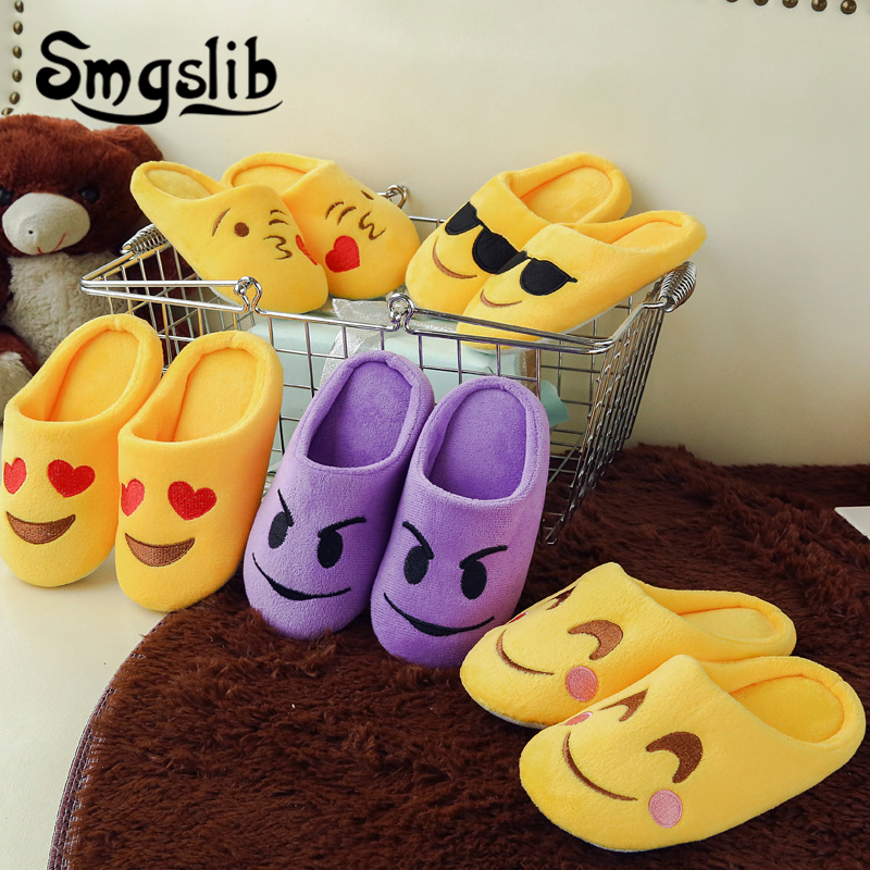 Kids Slippers Home Shoes Girls Slippers Comfortable Fur 2018 Winter Children Slippers Warm Soft Bedroom Plush Shoes