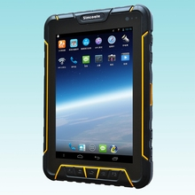 3G+32GB HF UHF 7 inch 2D barcode scanner rugged android 4G LTE Tablet PC industrial tablets waterproof tablets