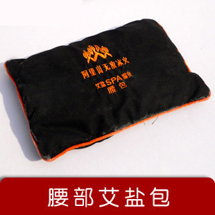 ФОТО Alishan sea salt bag waist pack natural thermotherapy salt bags cervical pack bags therapy bags salt packets salt hot pack