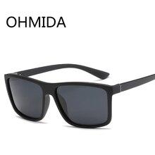 OHMIDA Fashion Cheap Sunglasses Men Polarized UV400 High Quality Brand Design Men's Sun Glasses Driver Summer Style Male Oculos
