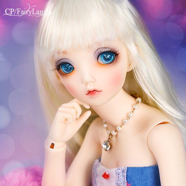 Fairyland Minifee mioA 1/4 bjd dolls MSD model  girls boys eyes High Quality toys  shop resin