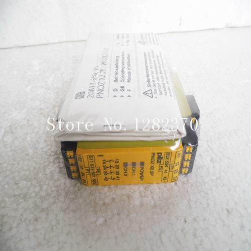 все цены на  New German original PILZ safety relays PNOZ X2.8P 24VACDC 3n / o 1n / c spot  онлайн