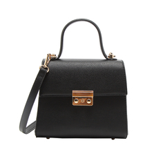 MICOCAH Metal Lock Women Bag Brand Handbag Bags For 2019 Accessories With Zipper Pocket MSD181
