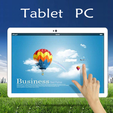 Russian Express shipment 10 inch Android 7.0 Tablets PC 4GB RAM 64GB ROM Deca Core 3G/4G Phone Call Dual SIM Cards 1920*1200 IPS