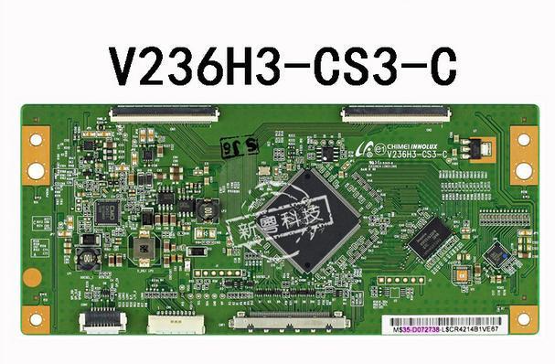 V390HK1-LS5 V236H3-CS3-C T-con tablero de lógica PARA PANTALLA LED39K310J3D