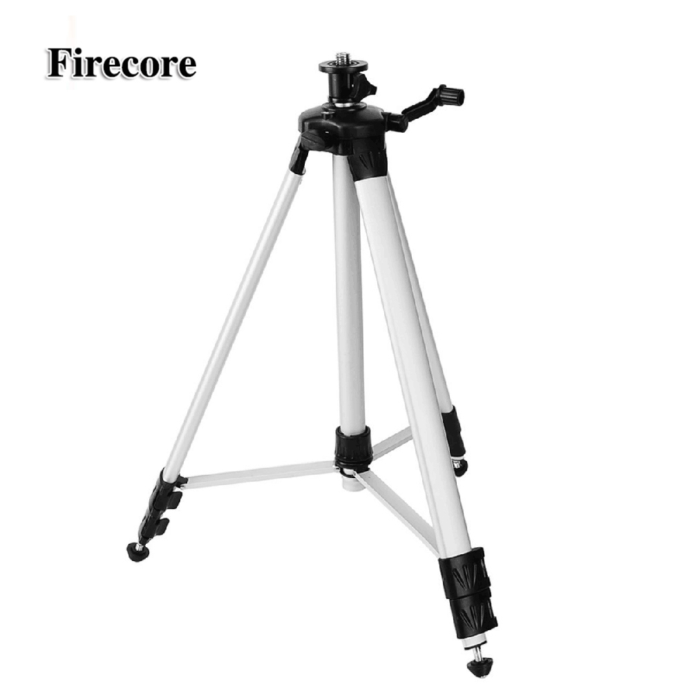 Firecore Max 1.51M Adjustable Height Thicken Aluminum Tripod For Laser Level