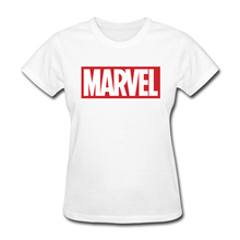 High Quality Women Tshirt Marvel EndGame Fashion New Tops T-Shirt Avengers Unlimited War Super Hero Cool Lady T Shirt Cotton