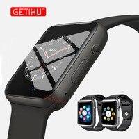 GETIHU A1 Thông Minh Xem Smartwatch Kỹ Thuật Số Bluetooth Cổ Tay Thể Thao Xem SIM Thẻ Điện Thoại Với Máy Ảnh Cho Apple iPhone Android Samsung