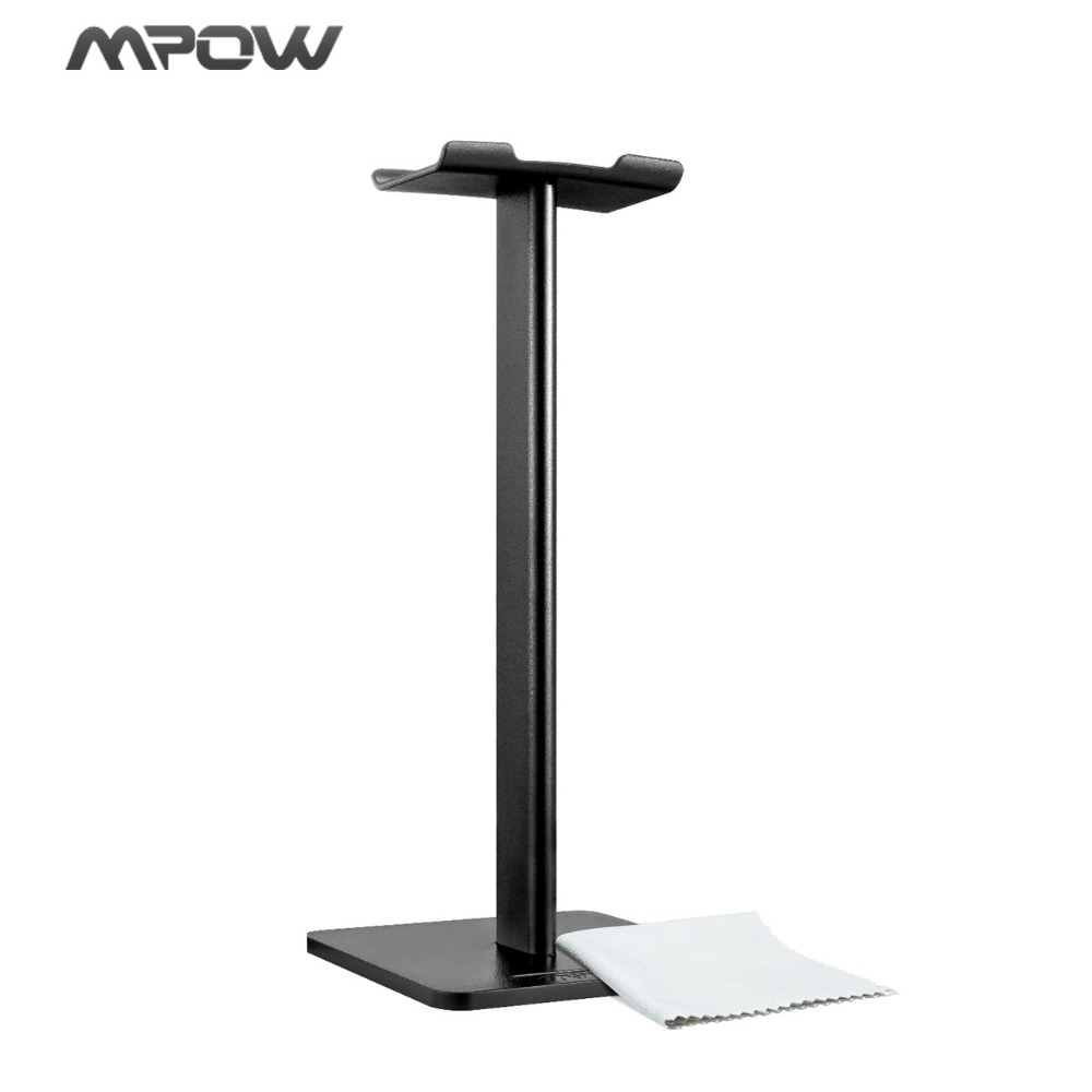 Mpow Portable Headphone Holder Stand ABS&TPU Headset Holder Stable Universal For Mpow 059/ H1/H2/H4/H5/H8/Thor Home Office