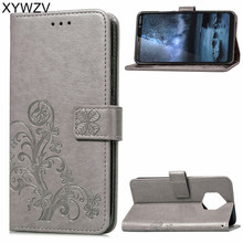 For Nokia 9 Pure View Case PU Cover Flip Wallet Phone Back Card Holder