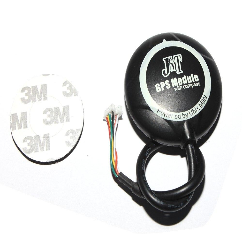 F17533 Mini M8N GPS Module NEO-M8N GPS pour APM 2.6/2.8 & PIX PX4 2.4.6 Vol Contrôleur DIY RC drone